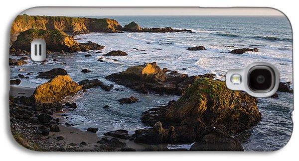 Rocks On The Coast, Cambria, San Luis Galaxy S4 Case