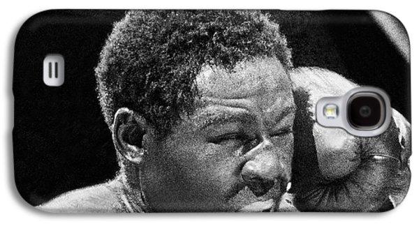 Rocky Marciano Fist Galaxy S4 Case