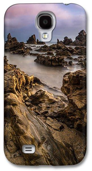 Rocky Southern California Beach 5 Galaxy S4 Case