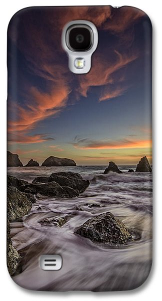 Rodeo Sunset Galaxy S4 Case