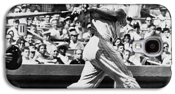 Roger Maris Hits 52nd Home Run Galaxy S4 Case