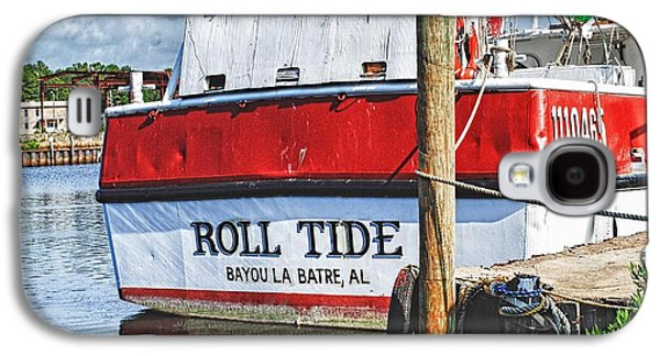 Roll Tide Stern Galaxy S4 Case by Michael Thomas