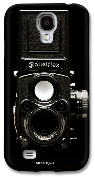 Rolleiflex Tlr Galaxy S4 Case by Dave Bowman
