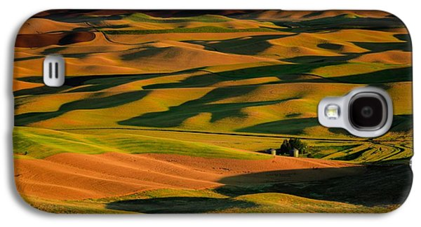 Rolling Hills Galaxy S4 Case
