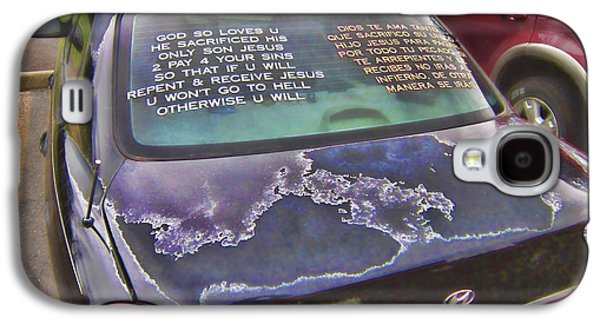 Rolling Multilingual Scripture Galaxy S4 Case by Daniel Hagerman