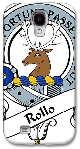 Rollo Clan Badge Galaxy S4 Case