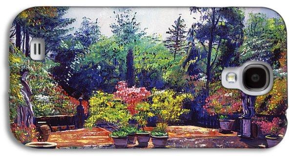 Roma Garden Galaxy S4 Case by David Lloyd Glover