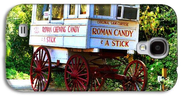 Roman Candy Galaxy S4 Case