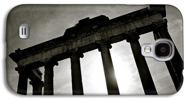Roman Forum Galaxy S4 Case by Dave Bowman