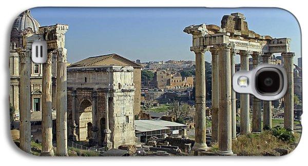 Roman Forum  Galaxy S4 Case
