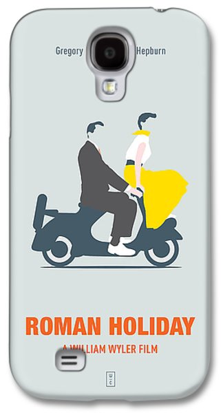 Roman Holiday Galaxy S4 Case by Smile In The  Mind