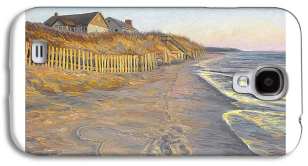 Romantic Getaway Galaxy S4 Case by Lucie Bilodeau