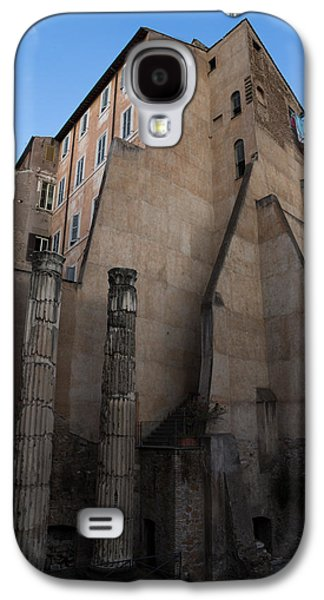 Rome - Centuries Of History And Architecture  Galaxy S4 Case by Georgia Mizuleva