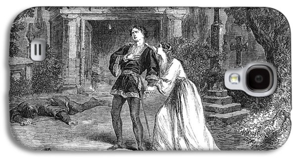 Romeo And Juliet, 1864 Galaxy S4 Case by Granger