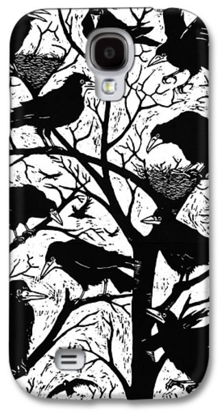 Rooks Galaxy S4 Case by Nat Morley
