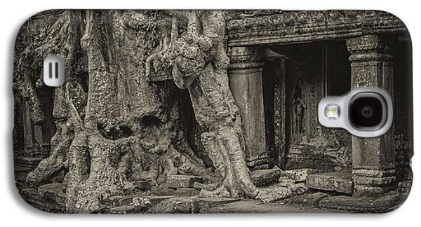 Roots In Ruins 7, Ta Prohm, 2014 Galaxy S4 Case