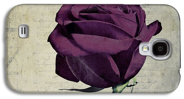 Rose En Variation - S09bt10 Galaxy S4 Case by Variance Collections