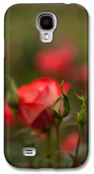 Rosehip Edge Galaxy S4 Case by Mike Reid