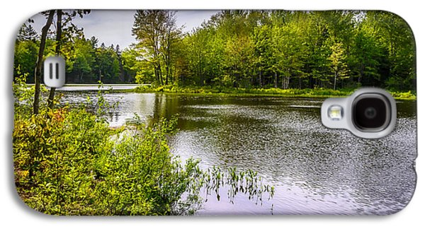 Round The Bend 35 Galaxy S4 Case by Mark Myhaver