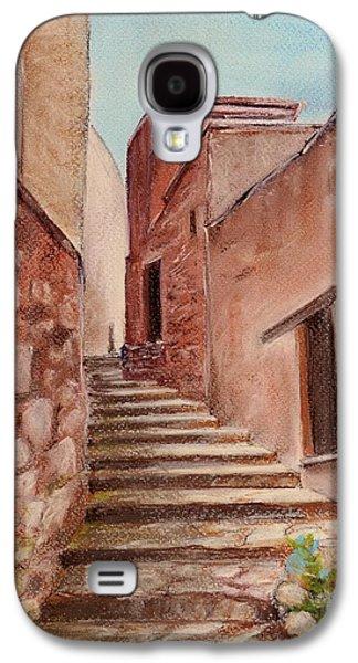 Roussillon Walk Galaxy S4 Case by Anastasiya Malakhova