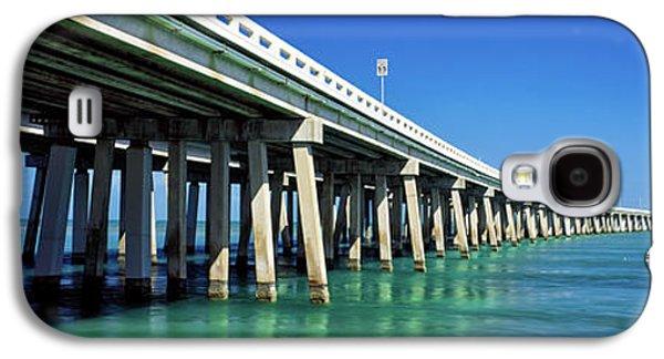 Route 1 Overseas Highway, Bahia Honda Galaxy S4 Case
