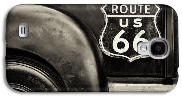 Route 66 Galaxy S4 Case by Tim Gainey
