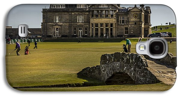 Wall Pictures Royal And Ancient Golf Club Galaxy S4 Case