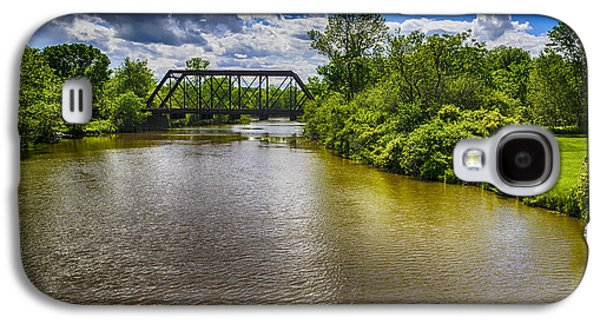 Galaxy S4 Case featuring the photograph Royal River by Mark Myhaver