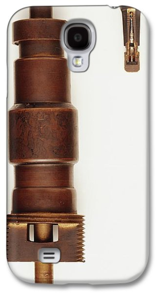 Rubber Snap In Valve And A Valve Core Galaxy S4 Case