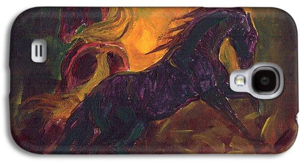 Ruckus Galaxy S4 Case by Linda L Martin