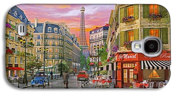 Rue Paris Galaxy S4 Case