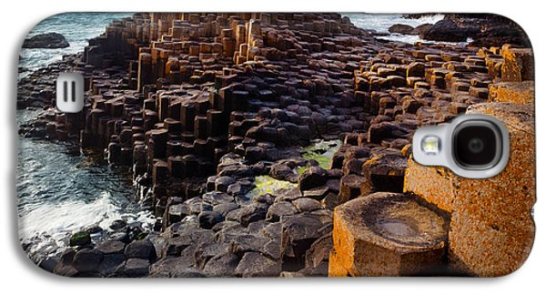 Rugged Giant's Causeway Galaxy S4 Case by Inge Johnsson