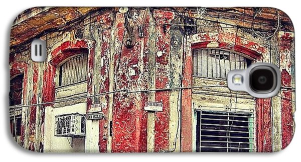 Iger Galaxy S4 Case - Ruins - Havana once Upon A Time by Joel Lopez