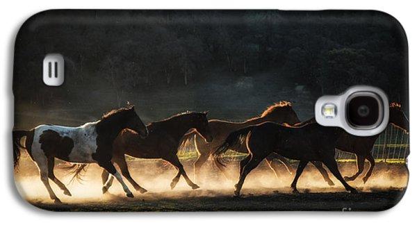 Running Galaxy S4 Case
