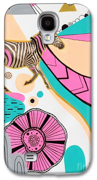 Running High Galaxy S4 Case by Susan Claire