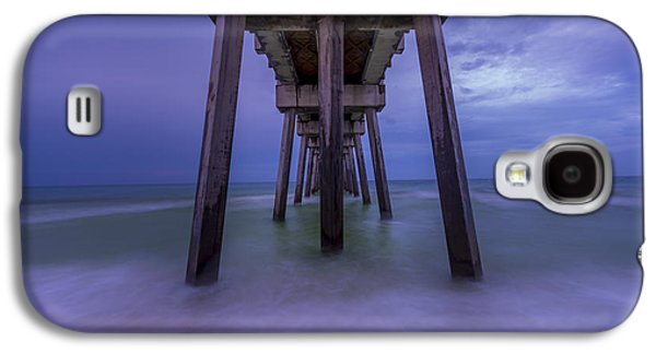 Russell Fields Pier Galaxy S4 Case