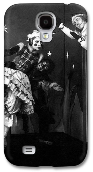 Russian Ballet Dancers Wearing Elaborate Costumes Galaxy S4 Case by Anton Bruehl & Fernand Bourges