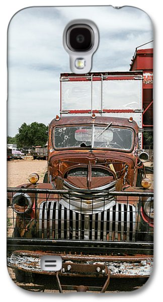 Rusted Abandoned Antique Truck Galaxy S4 Case