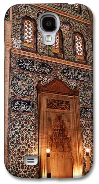 Rustem Pasa Mosque Istanbul Turkey Galaxy S4 Case by Panoramic Images