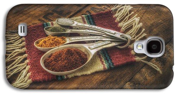 Rustic Spices Galaxy S4 Case