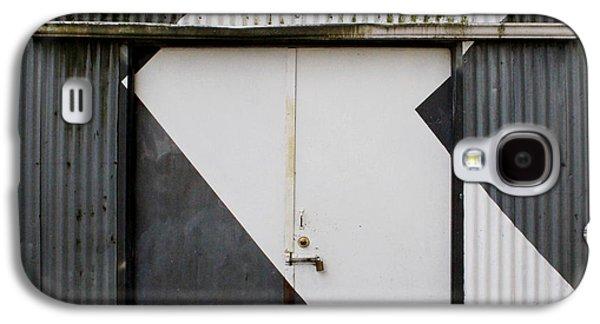 Rusty Door- Photographay Galaxy S4 Case