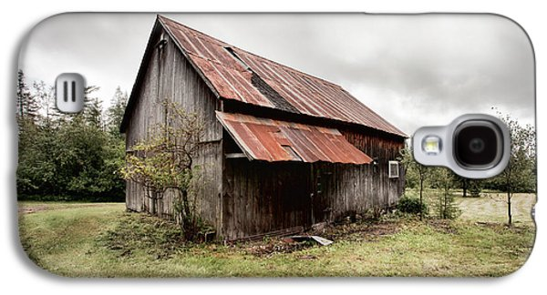Rusty Tin Roof Barn Galaxy S4 Case