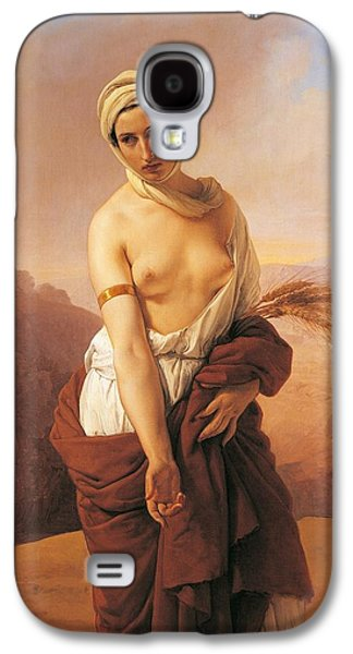 Ruth Galaxy S4 Case by Francesco Hayez