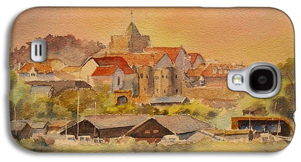 Rye East Sussex Uk Galaxy S4 Case by Beatrice Cloake