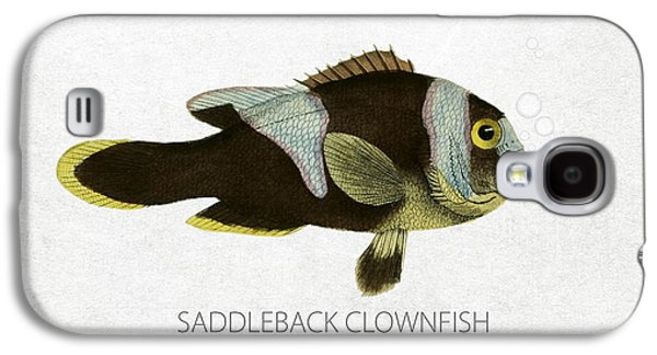 Saddleback Clownfish Galaxy S4 Case