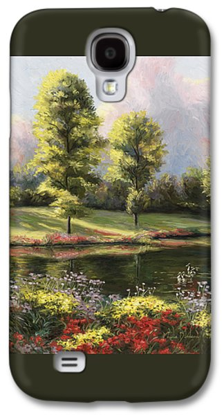 Safe Haven 1 Galaxy S4 Case by Lucie Bilodeau