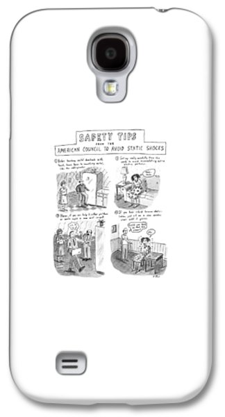 Safety Tips From The American Council To Avoid Galaxy S4 Case