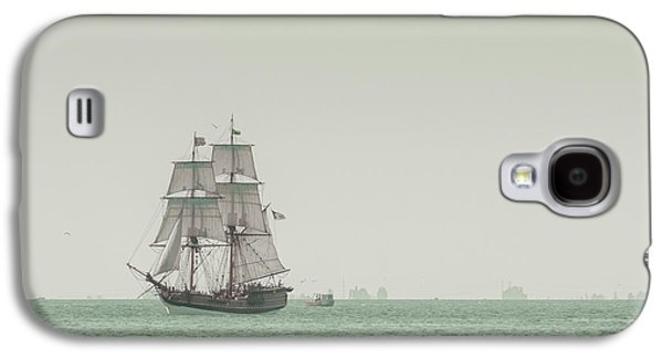 Sail Ship 1 Galaxy S4 Case by Lucid Mood