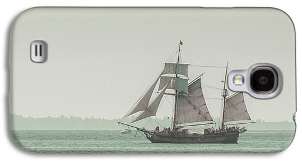Boat Galaxy S4 Case - Sail Ship 2 by Lucid Mood