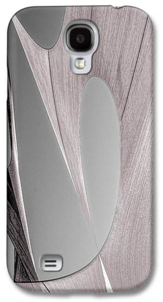 Sailcloth Abstract Number 2 Galaxy S4 Case